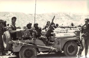 Israeli soldiers, 6 Day War
