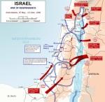 1948 War map
