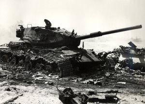 Israeli tank, Yom Kippur War