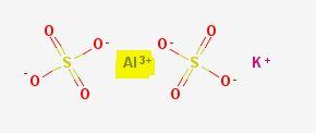 potassium aluminum sulfate