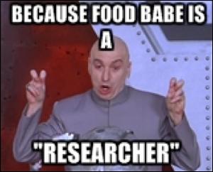 food babe meme