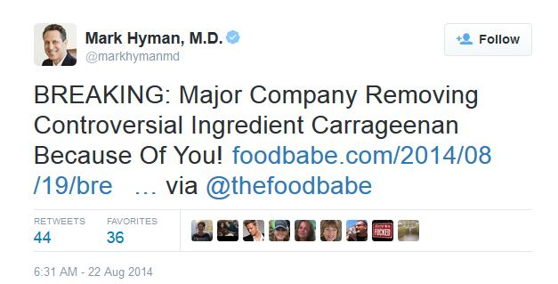 "Dr. Mark Hyman Selling ""Dangerous"" Toothpaste"