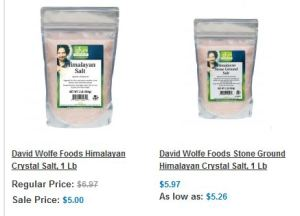 david wolfe longevity warehouse salt
