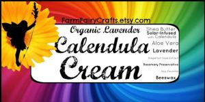 Farm Fairy Crafts Organic Lavender