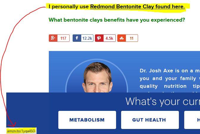 bentonite clay | Bad Science Debunked