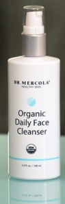 mercola facial cleanser