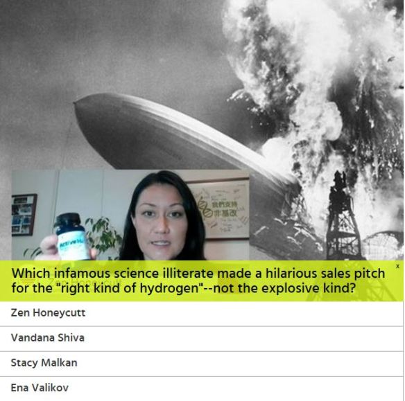 Bad Science Debunked Quiz