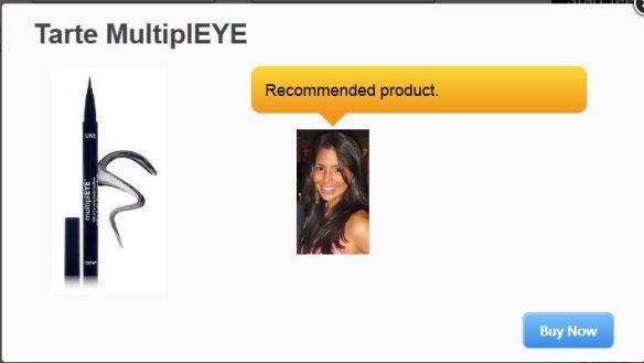 Vani Hari recommends Tarte Multipleye