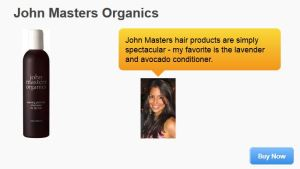 food babe love john masters hair care