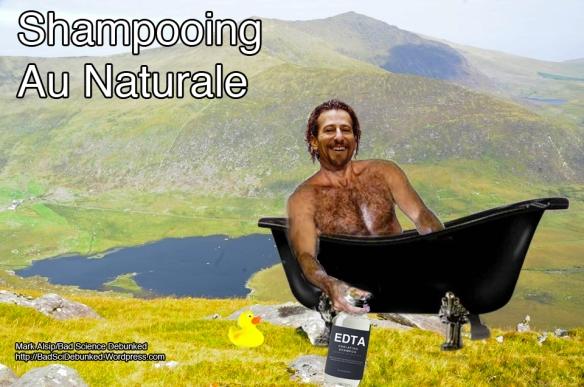 David Wolfe chelating shampoo banner EDTA