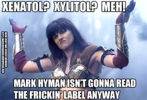 xena xylitol mark hyman