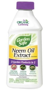 Pesticide (Neem Oil) sold by Lowes.