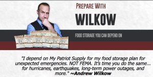 wilkow uses natural disaster to sell overpriced goods