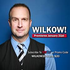 andrew wilkow climate change
